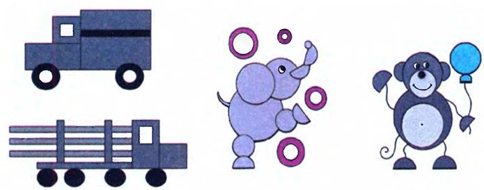 Конструирование сложных объектов и графических примитивов