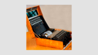 Шифровальная машина Энигма и ее устройство